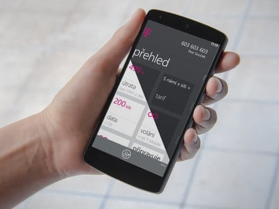 T-Mobile Overview App